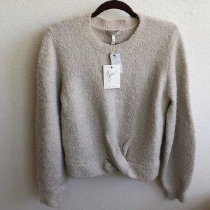 Fabulous NWT JOIE Crew Sweater, Sz M.